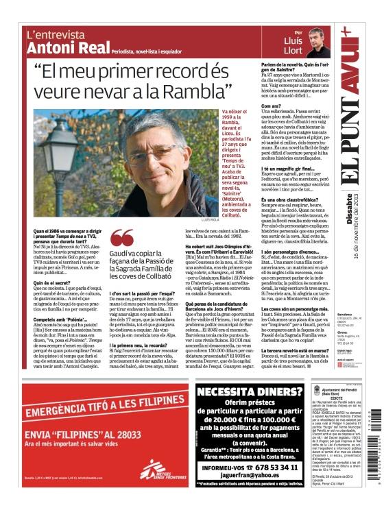 Entrevista Llort-Toni